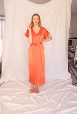 Happy 13 Dress Monique - Orange