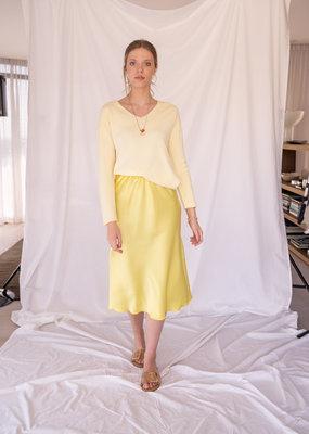 Happy 13 Skirt Martine - Yellow