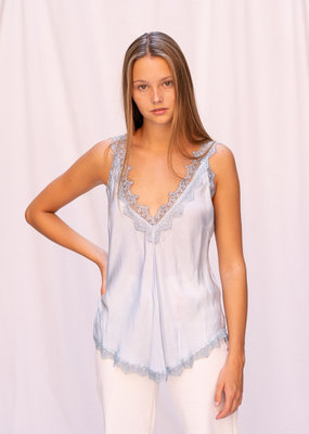Top Rosy - Light Blue