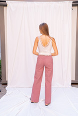 Jeans - Old Pink