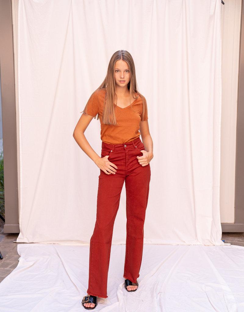 Happy 13 Jeans - Cayenne