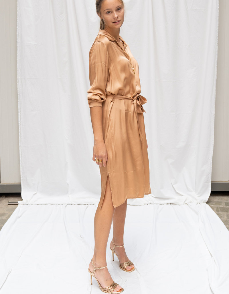 Happy 13 Dress Lucie - Camel