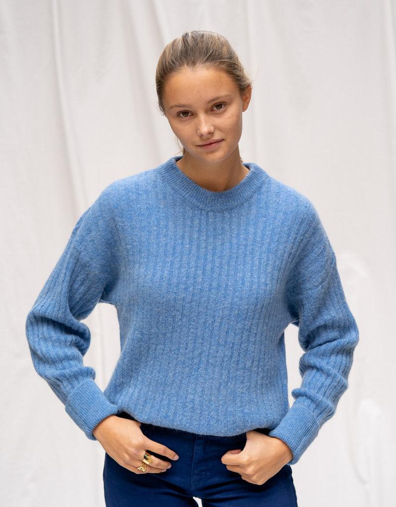 Pull Meg - Jeans Blue
