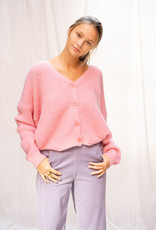 Gilet Meg Oversized - Pink