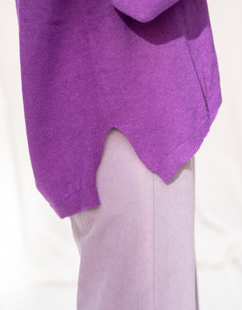 Pull Joe - Magenta Purple