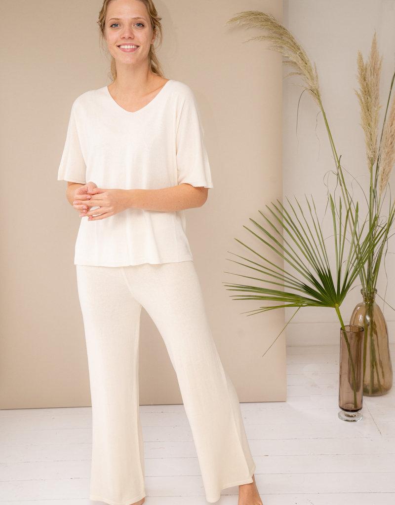 Happy 13 Pants Levi - Off White