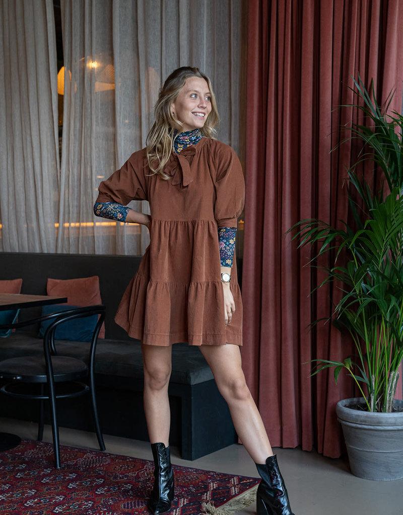 Happy 13 Dress Emma Corduroy - Coccio