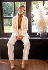 Pants James Corduroy - Panna