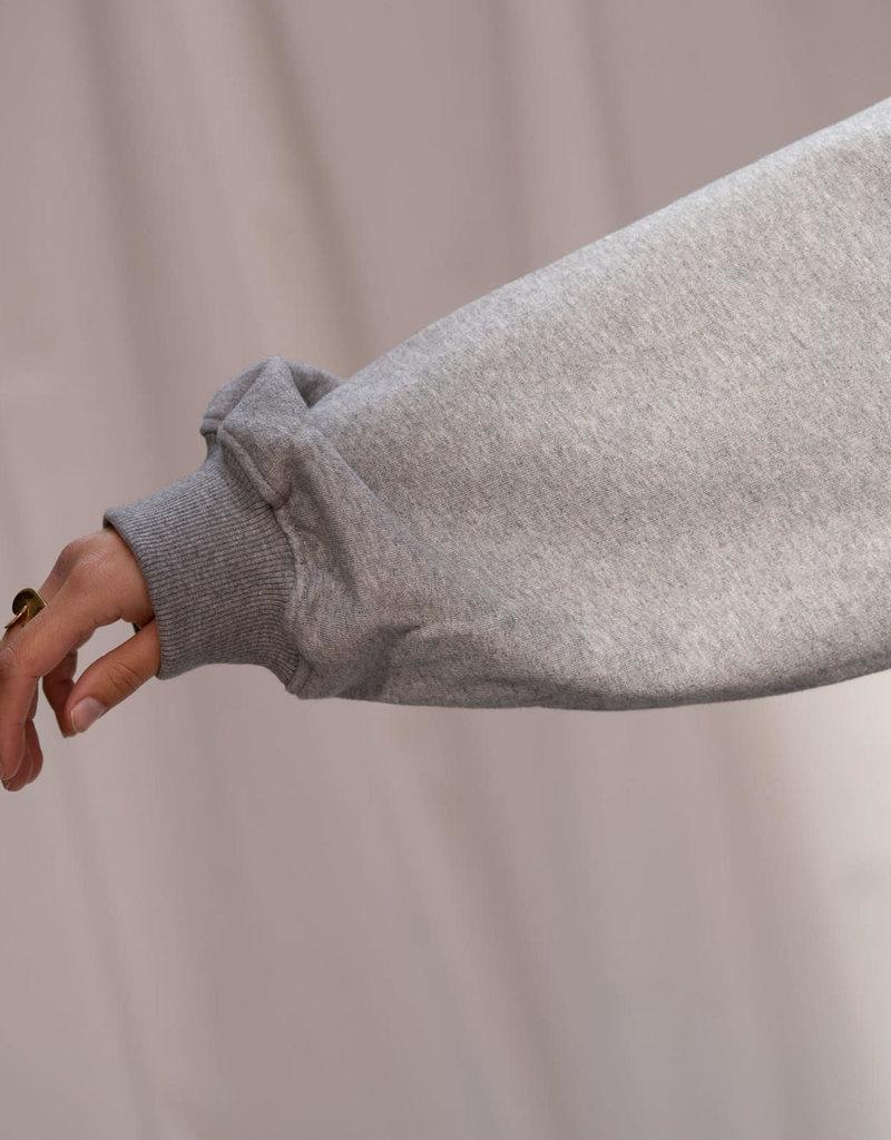 Sweat Happy 13 - Grey Melée