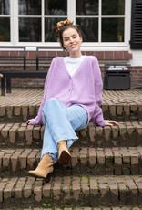 Gilet Meg Oversized - Lilac