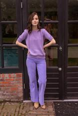 Pants James Corduroy - Lilac