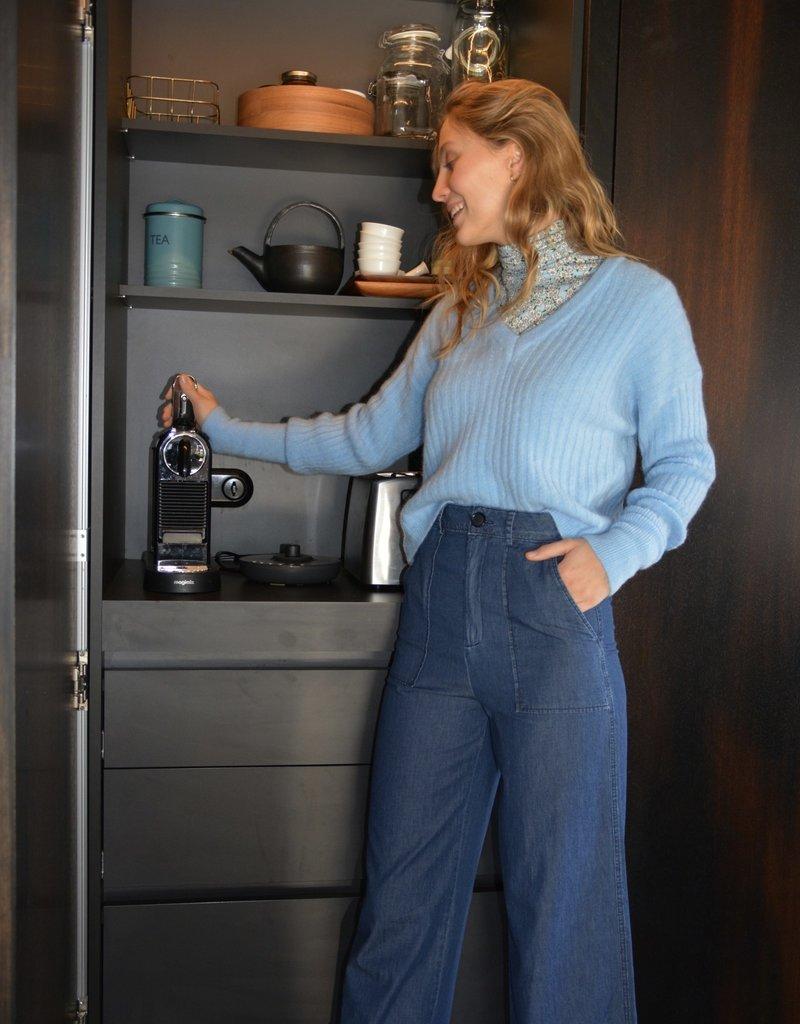 Pants Joanna Jeans Look Dark