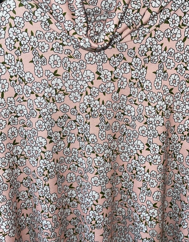 Sous Pull Suzy - Daisy Pink