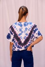 T-Shirt Billy - Tie Dye Blue