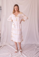 Dress Arabelle Tie Dye - Sand