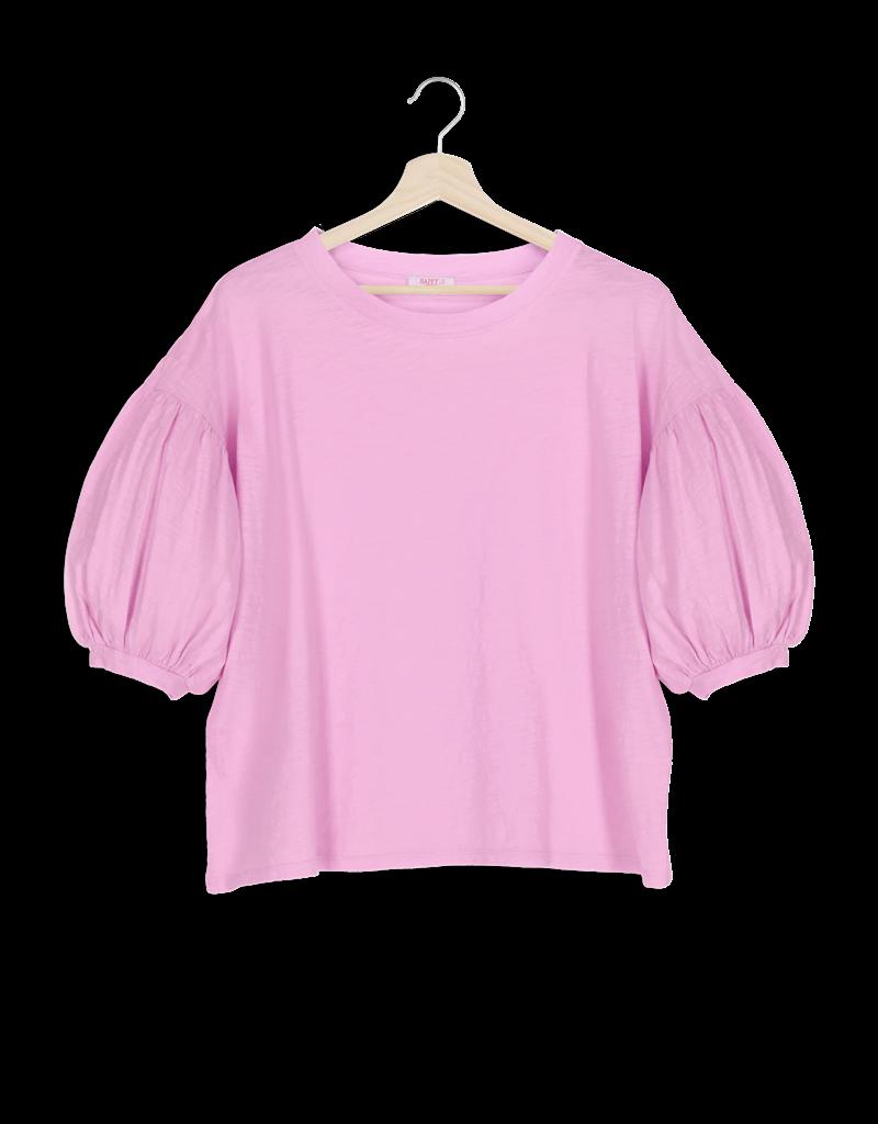 T-shirt Balloon Sleeves - 5 colors