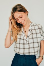Blouse Ashley - Check / 2 colors
