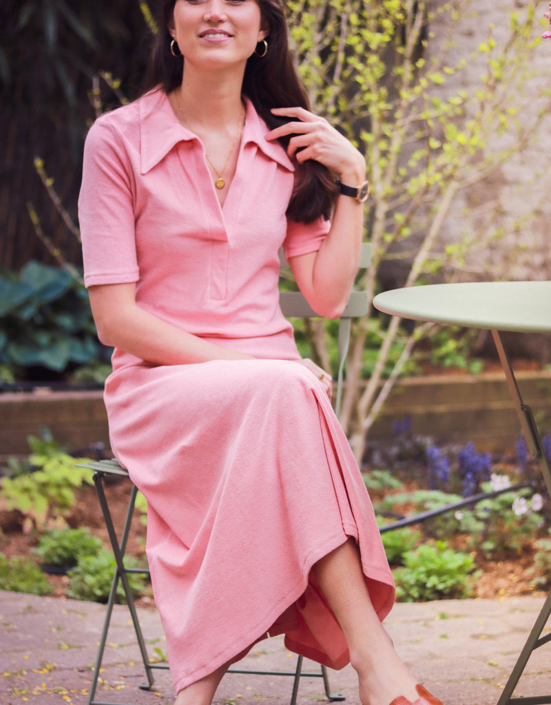 Dress Kim - Rose Tan