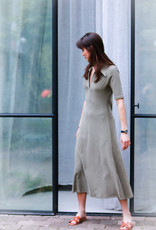 Dress Kim - Green Kaki