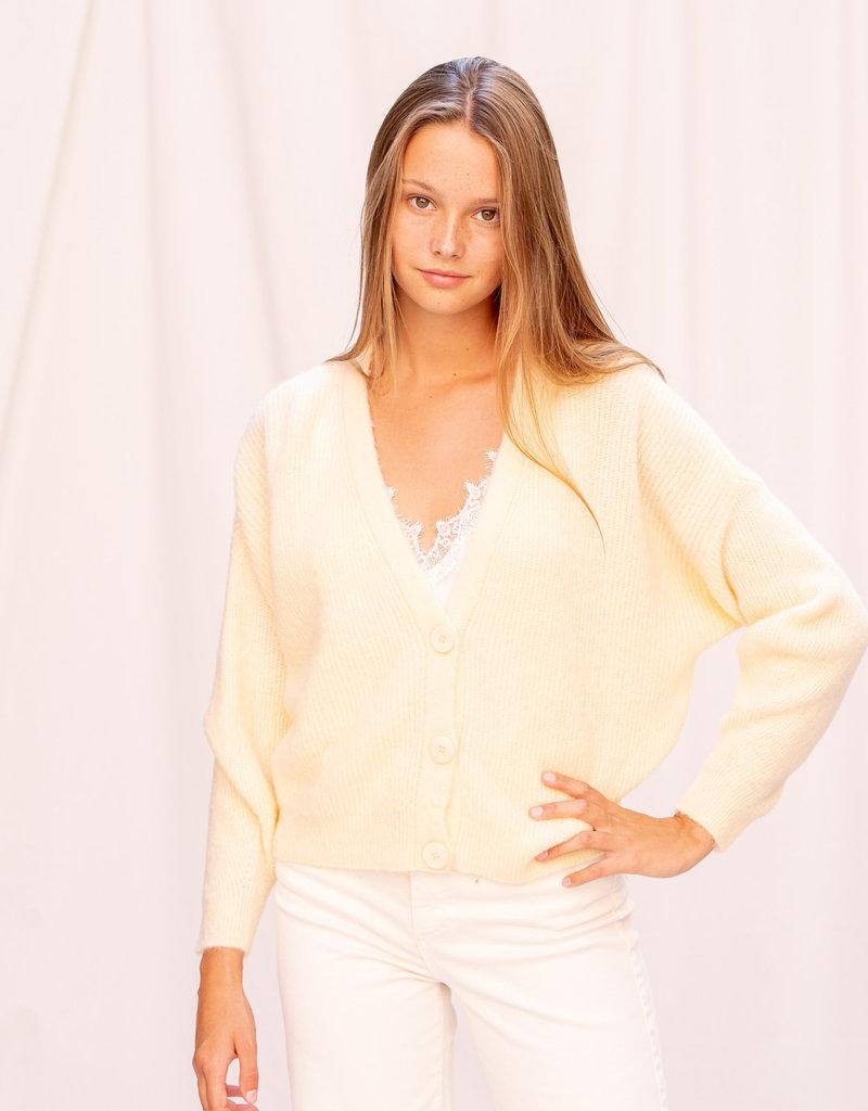Gilet Nick - Pastel Yellow