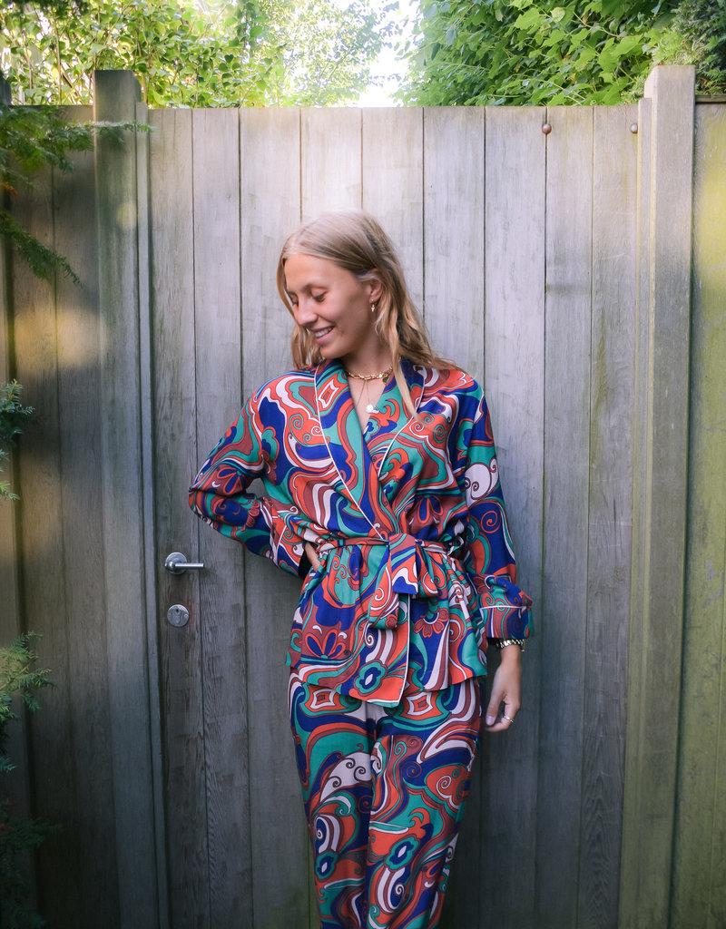 Kimono Wagon - 4 prints