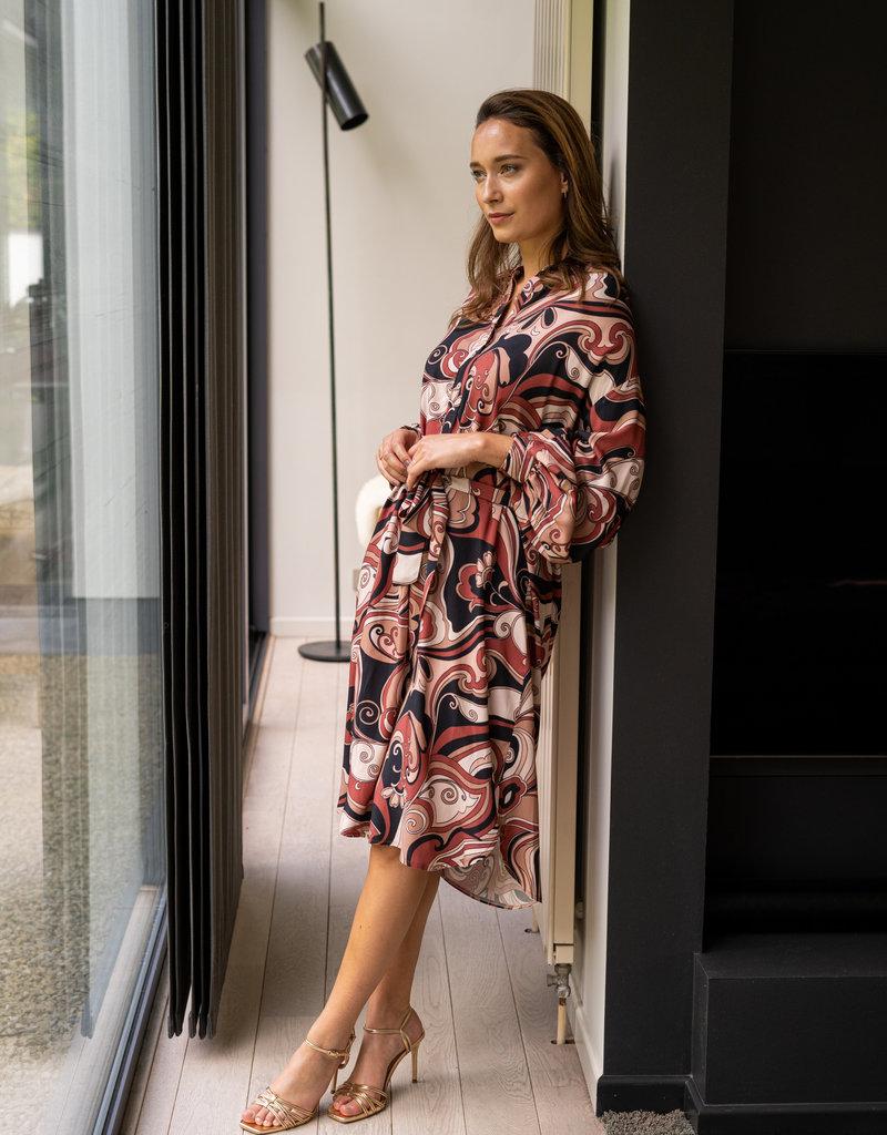 Dress Were - Brown-Coccio