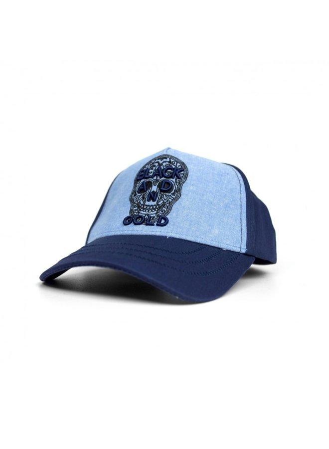 Tapa Craneo / Blue