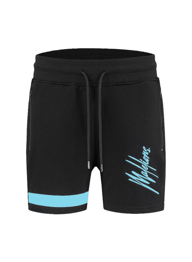 Pablo Short 2.0 black/blue