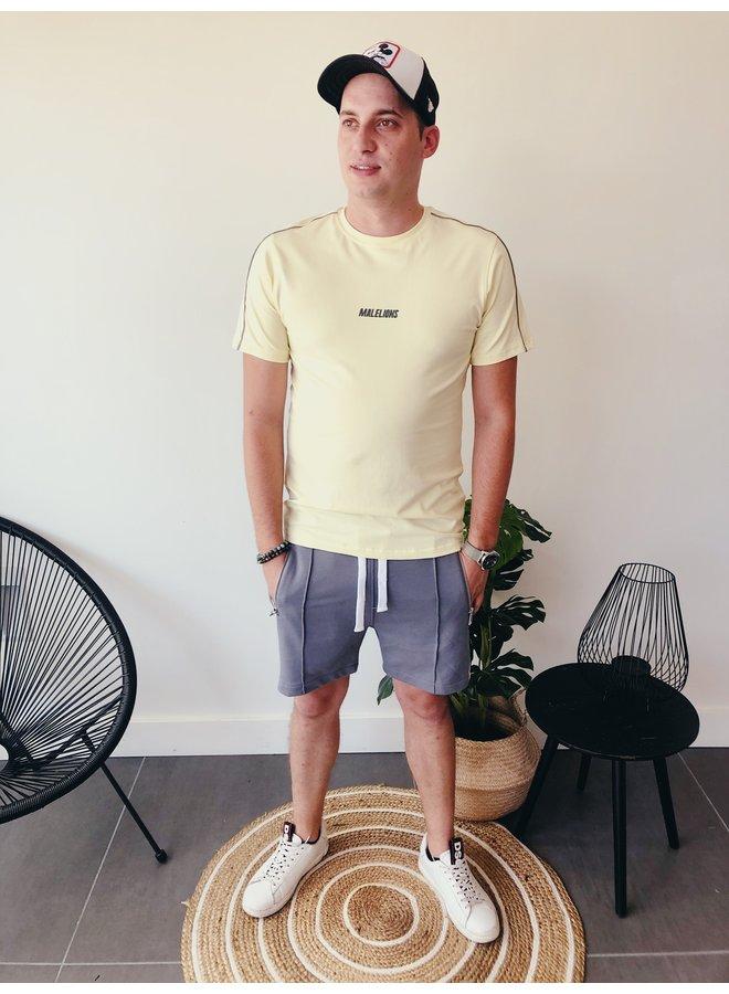 Malelions Short / Matt-Grey