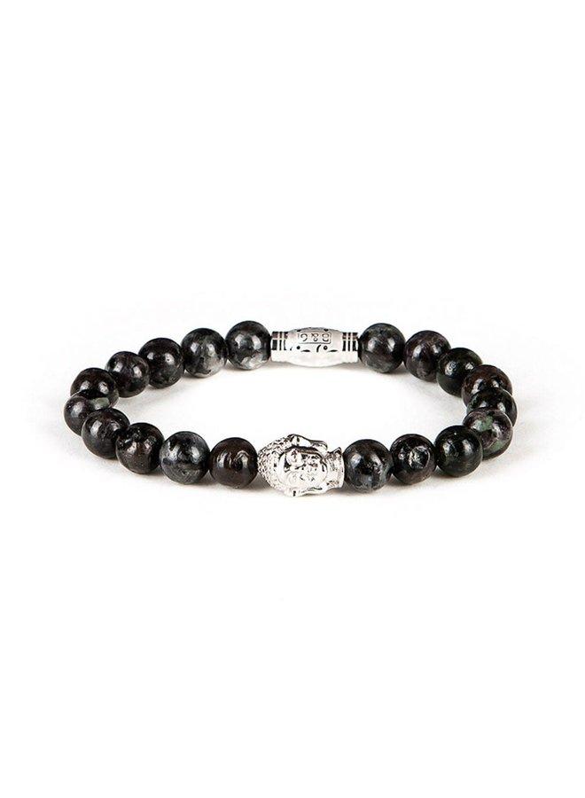 Bracelet - Budda - Silver