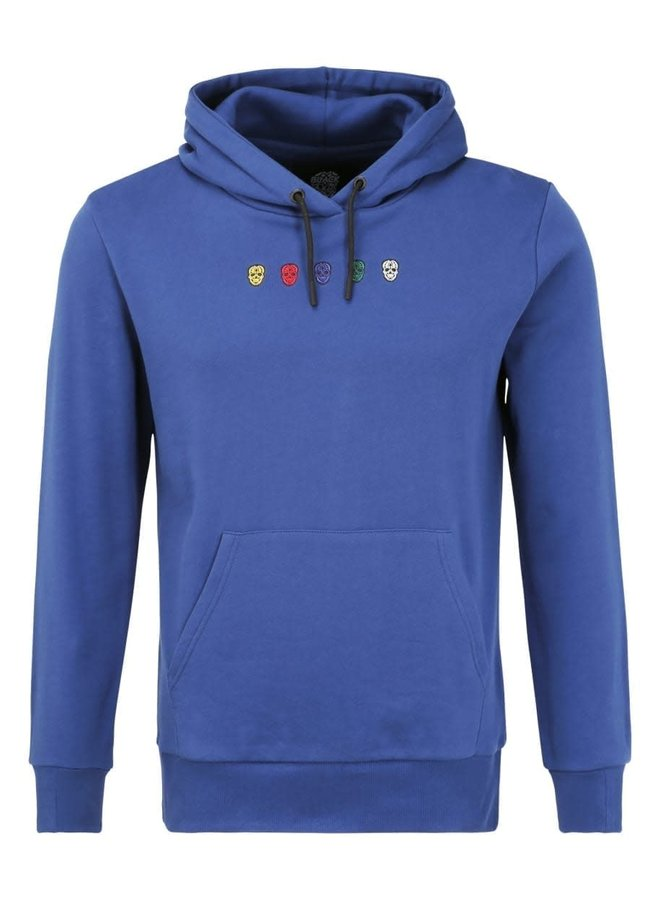Tchinquos hoodie / Blue