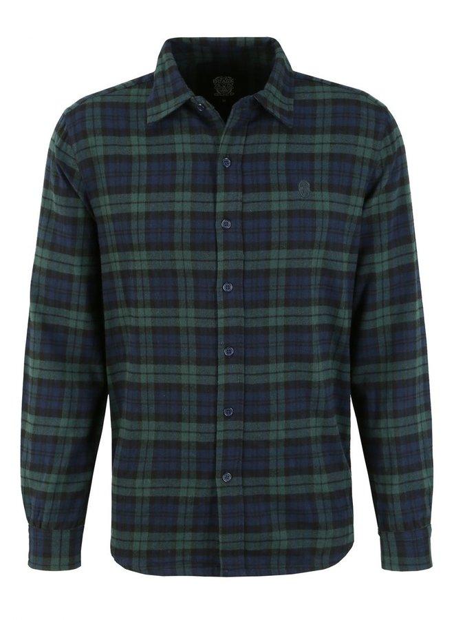 Shirt - Long Sleeve - Tartos / Navy