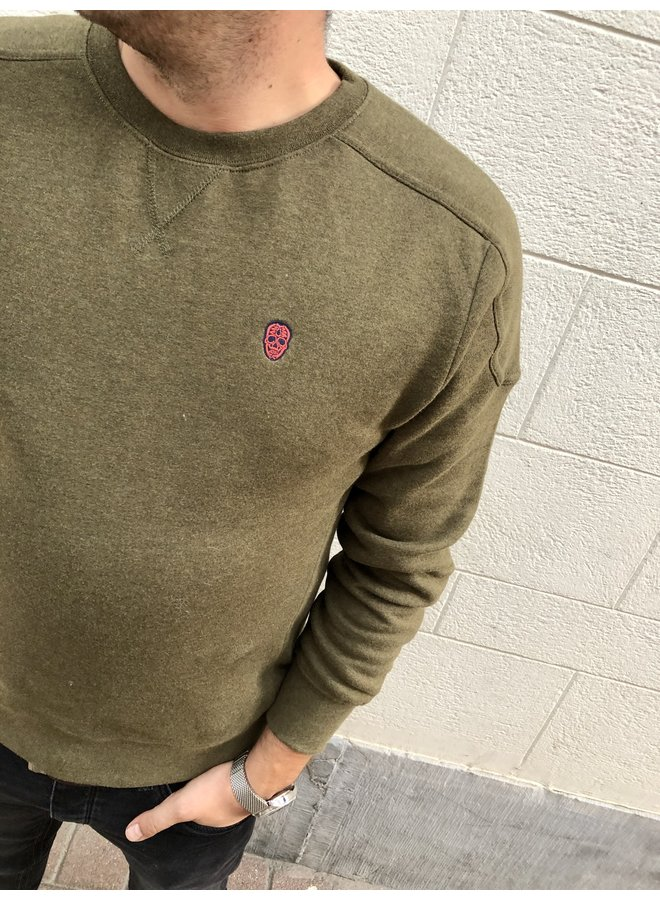 Sweater - Hombros / Khaki