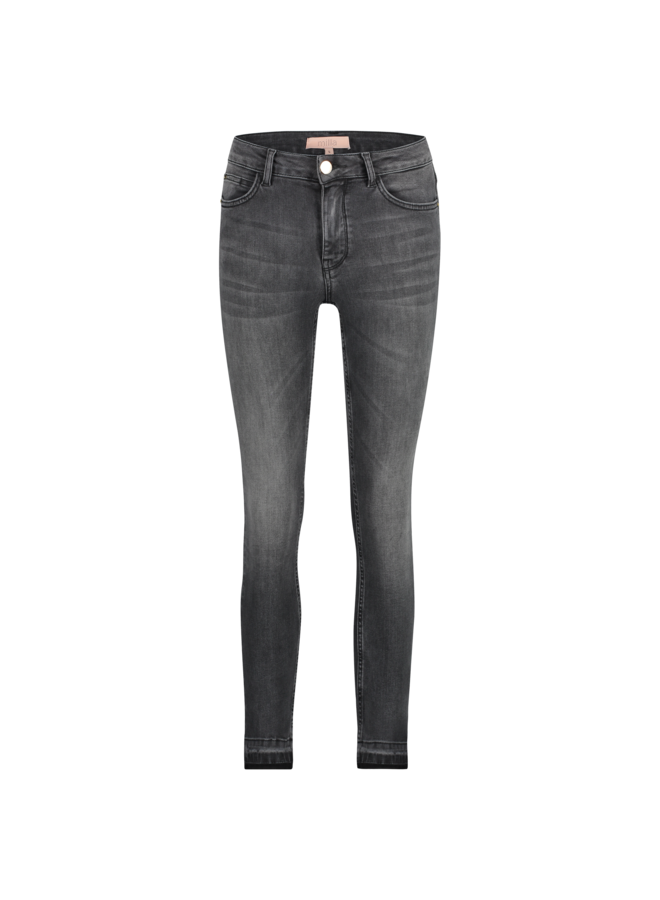 Jeans - Pippa - Two Sizes Fits All / Antracite