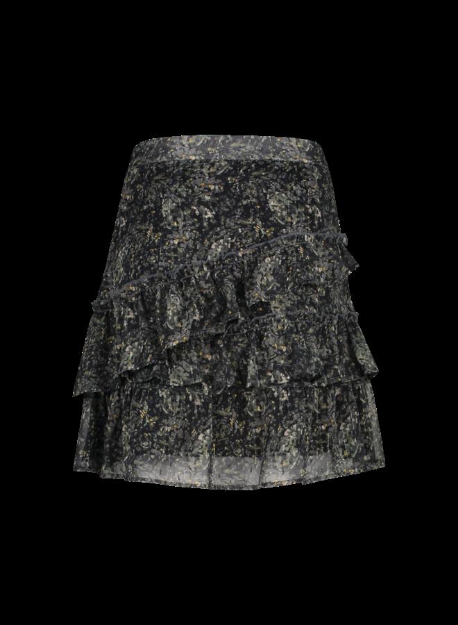 Skirt - Short - Rea / Aop