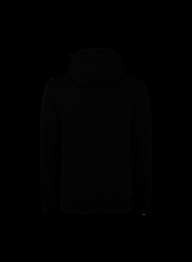 Hoodie - Insert Label / Black