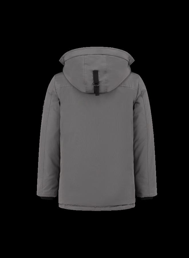 Coat - Parka / Grey
