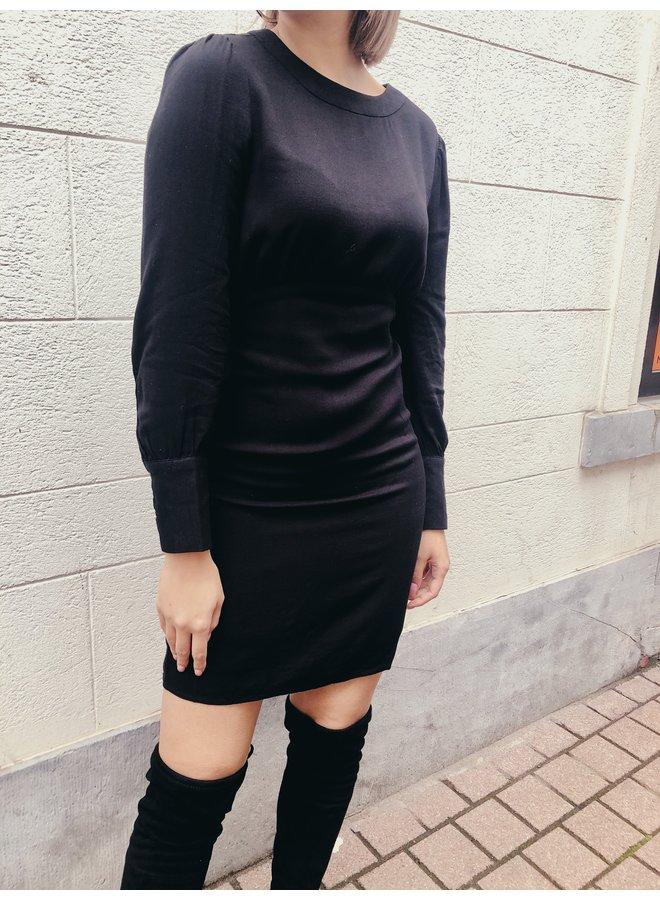 Dress - Short - Special Back / Black