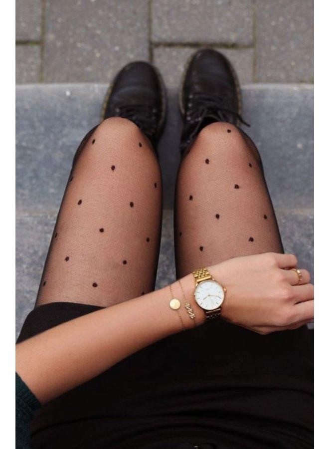 Panty dots 20 den