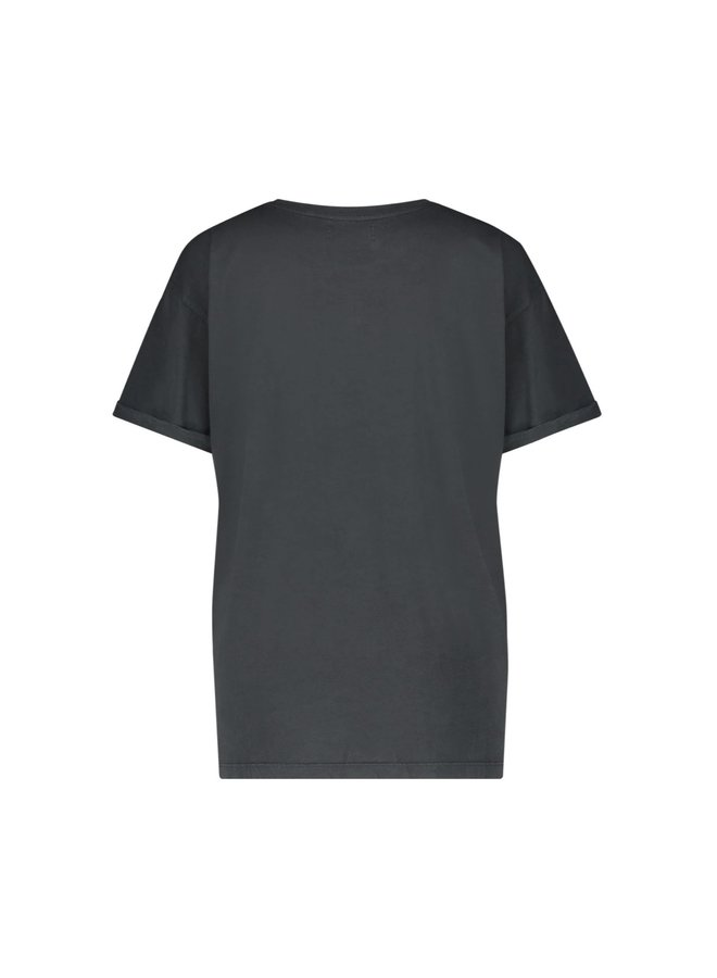 T-Shirt - Talyn / Antracite