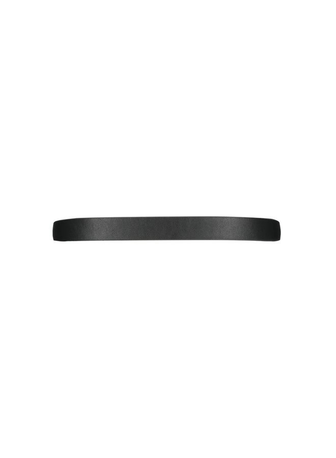 Belt - Ashley / Black Silver
