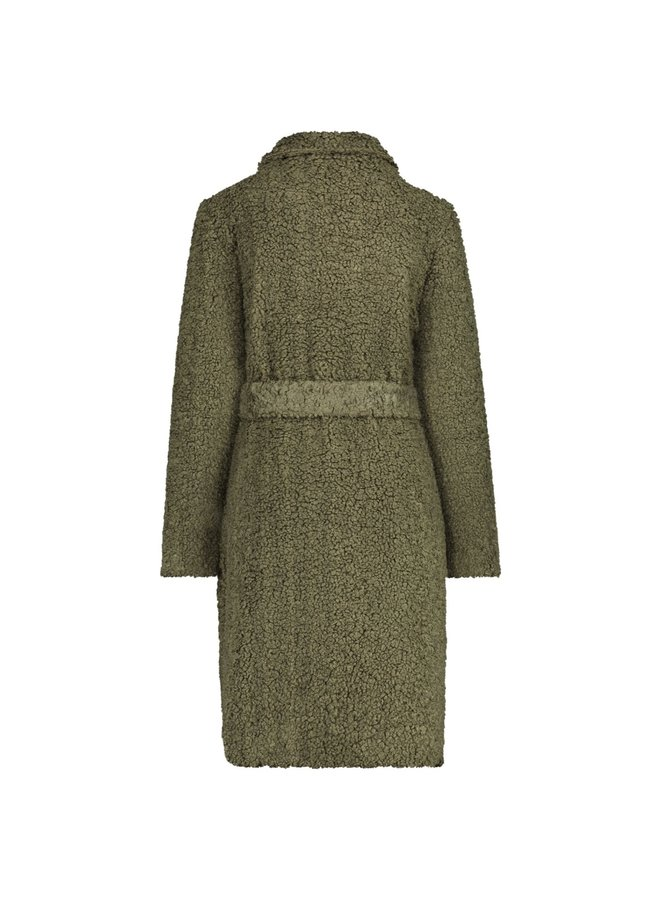 Coat - Maggie  / Army Green
