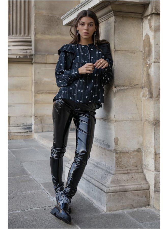Pants - Rox PU / Black