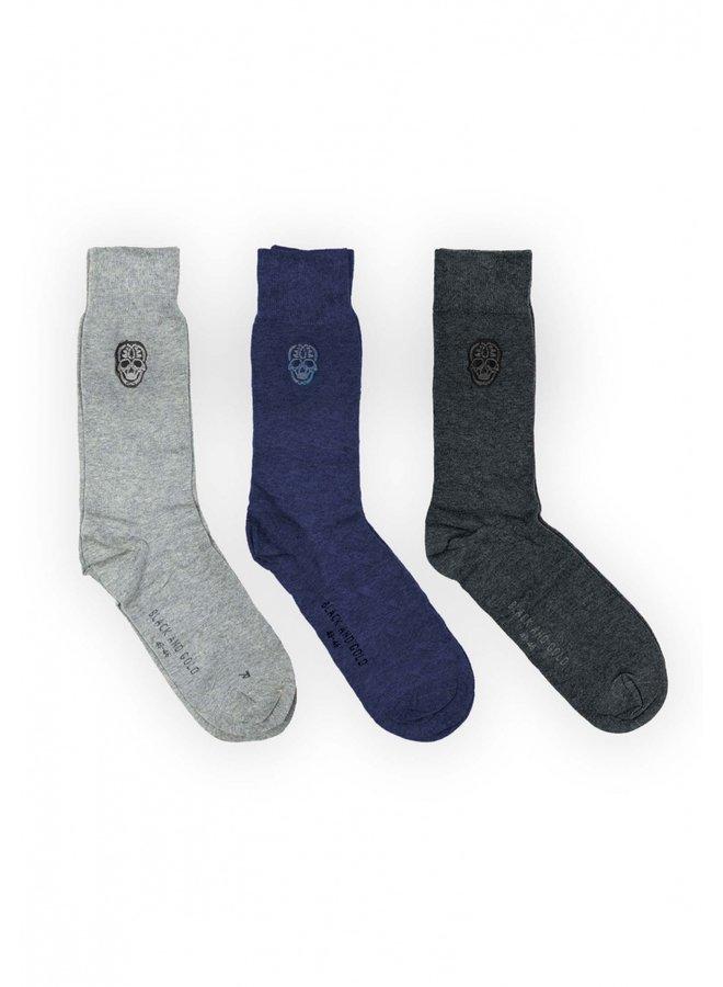 Socks - Winter - Morelia