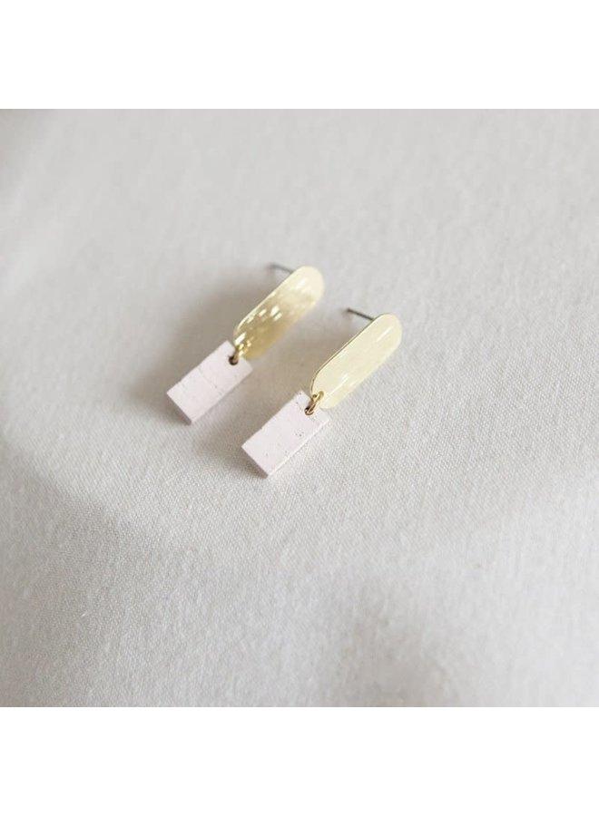 oorbellen Basic Pink .03