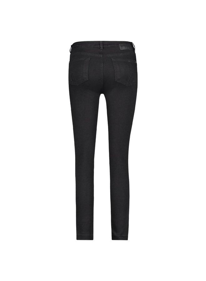 Jeans - Pippa-Ruffle  / Black