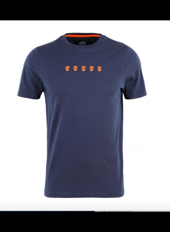 T-Shirt - Tchinquosneon / Navy