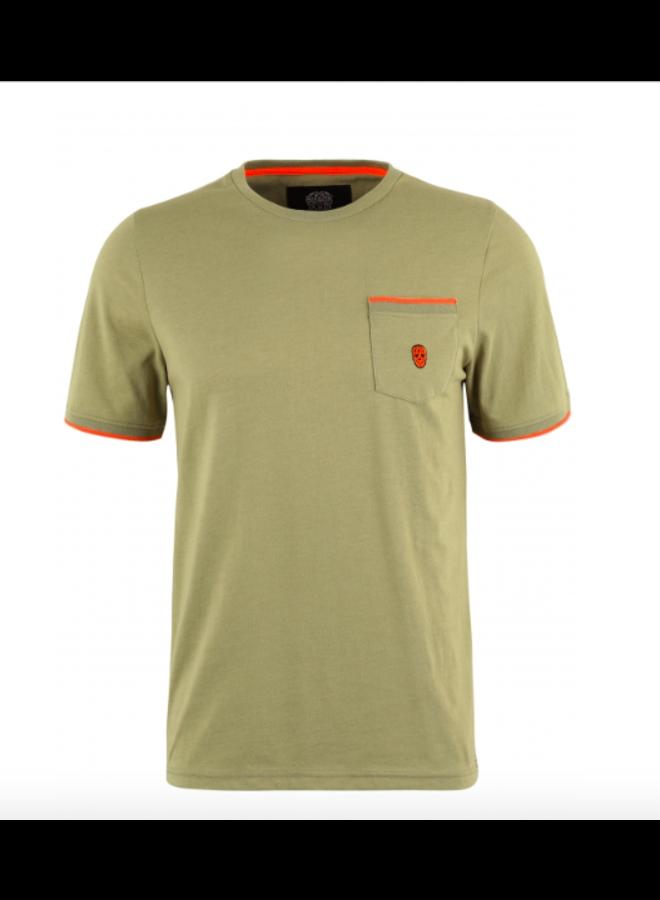 T-Shirt - Tineonos / Khaki