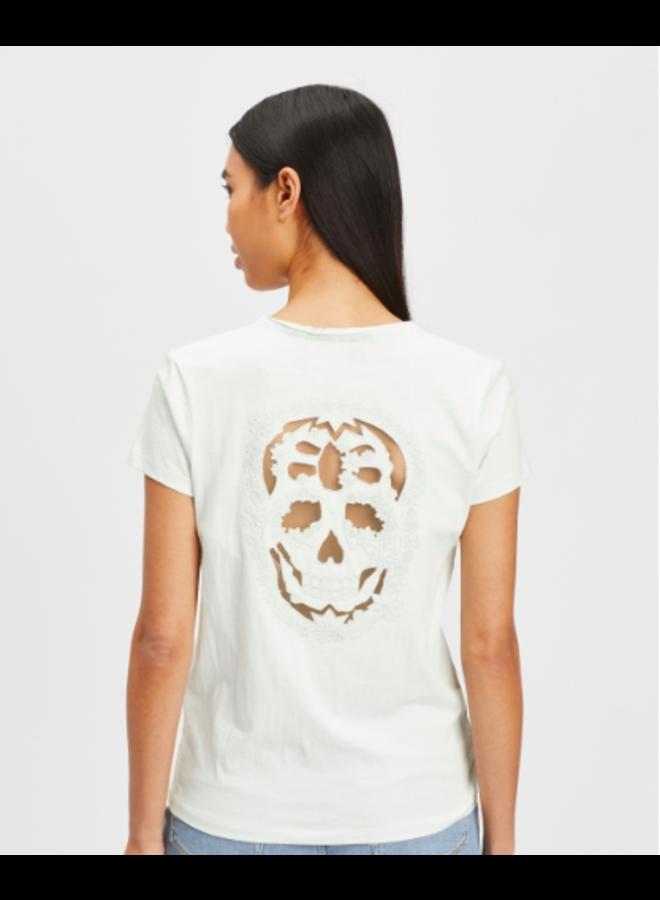 T-Shirt - Perforada / Mint