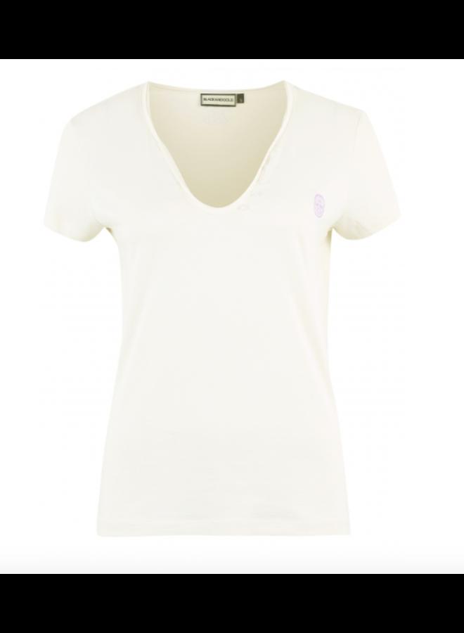 T-Shirt - Yaminella / Off White